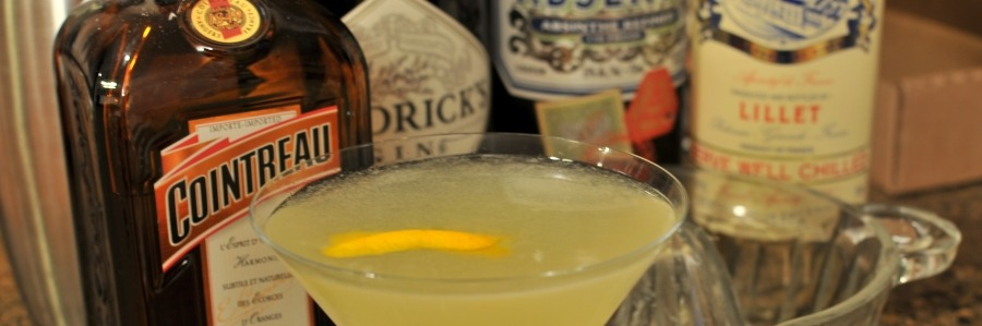 Gin Based Corpse Reviver Martini