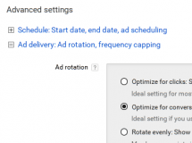 Ad rotation in Google Adwords
