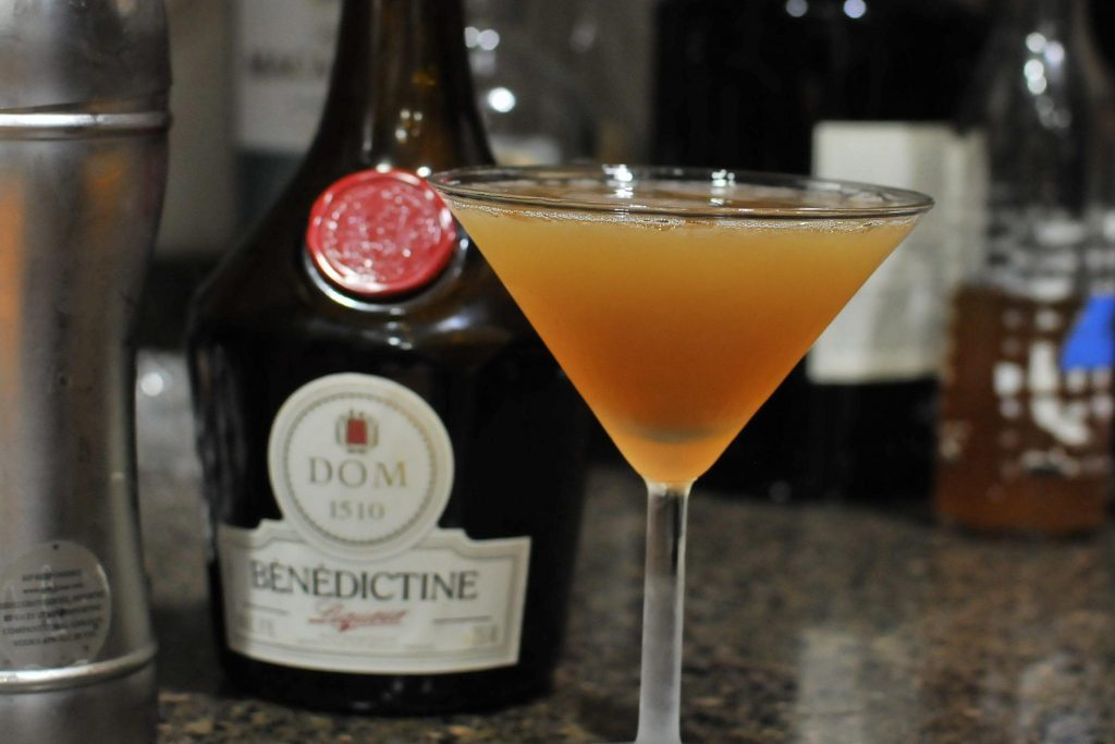 alexander martini cocktail