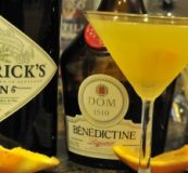 D.O.M Cocktail with benedictine