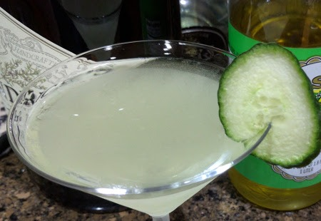 gin gimlet cocktail