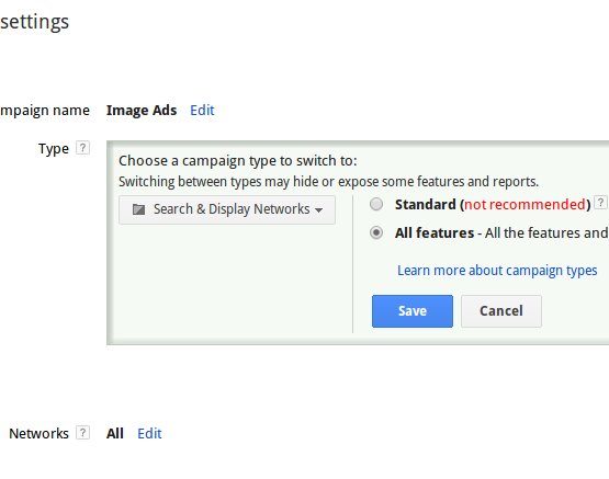 Content Targeting in Adwords
