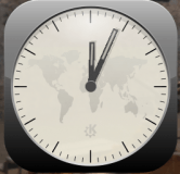Linux clock widget in kde