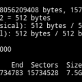 fdisk command in linux