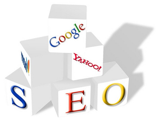 SEO Cubes Stacked Icon