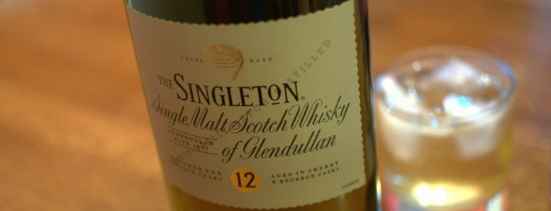 Singleton Scotch and Soda
