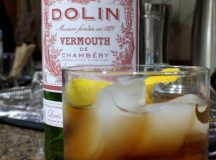 Sweet Vermouth on the Rocks