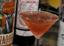 tequila manhattan