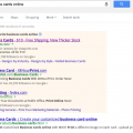 Adwords in SERP